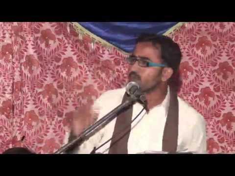 Punjabi, Saraiki Poet Sana Ullah Hamraz Mehfil Mushaira Dullewala Bhakkar