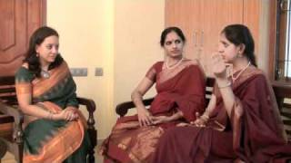 Learn Carnatic Music Tips for Singing:  Ranjini and Gayathri on Voice Culture