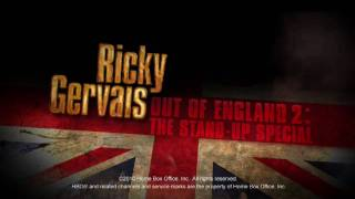 Ricky Gervais: Out Of England 2 Tease (HBO)