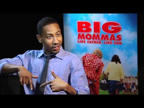 Big Mommas Featurette - Interview with Martin Lawrence and Brandon T. Jackson