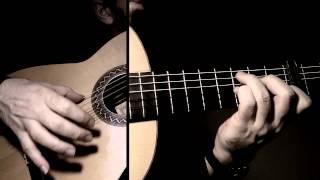 Rasgueado Exercise - 10 (Solea por Buleria by Paco de Lucia)