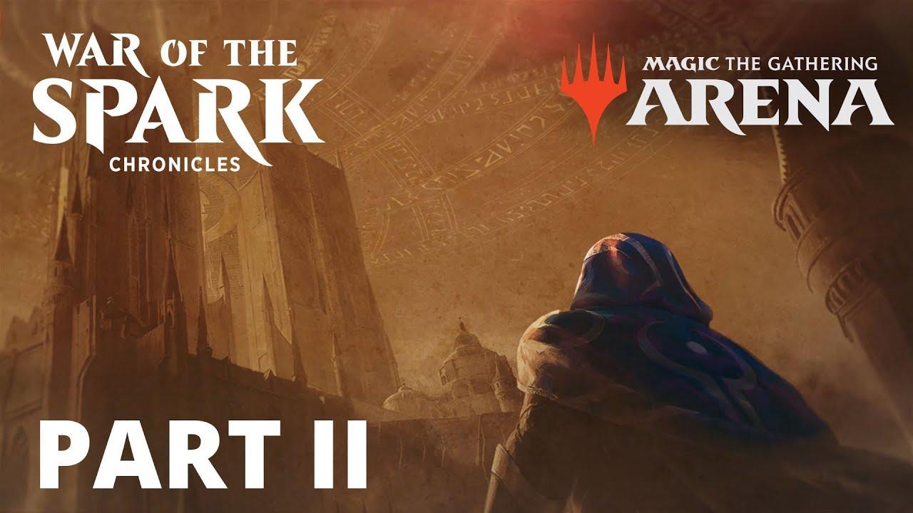 Part II: No Escape | WAR Chronicles | MTG Arena