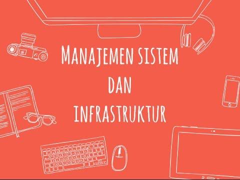 Manajemen Sistem Dan Infrastruktur TI