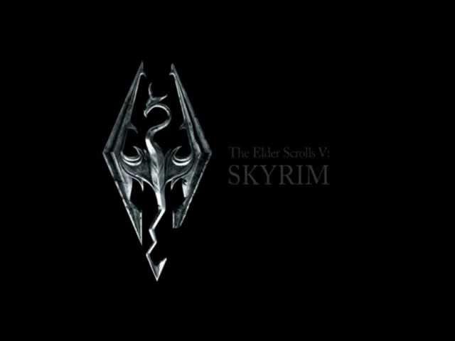 Skyrim Cover Arriva Il Sangue Di Drago The Dragonborn Comes With