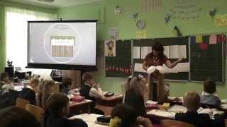 Відкритий урок з математики, 1А школа № 316