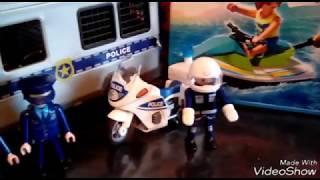 jouets de police