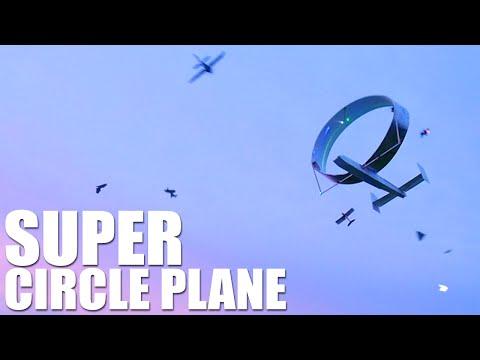 Super Circle Plane | Flite Test