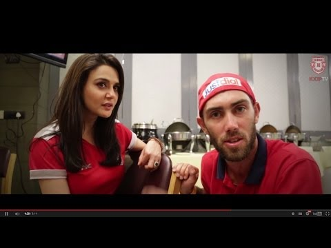 After the win against RCB | Behind the Scenes with Maxwell - Episode 2 | KXIP | KingsXIPunjab | IPL thumbnail