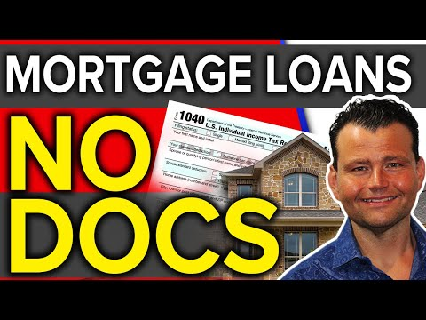 Private Mortgage Loans With No Docs?