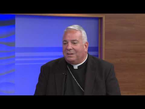 New Bishop of Cleveland Nelson Perez goes one on one with Russ Mitchell