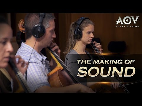 Garena AOV - The Making of Sound
