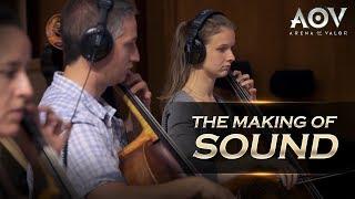 Garena AOV - The Making of Sound