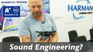 Wie kommt der gute Sound ins Auto? Interview mit einem Sound Entwickler von HARMAN
