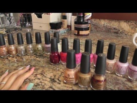 Declutter Vlog: Nail Polish & Makeup