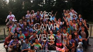 YES Camp Vibes