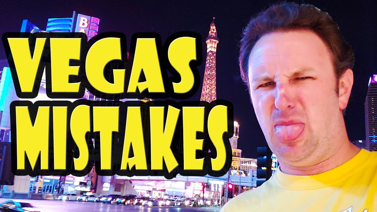 Common Tourist Mistakes in Las Vegas