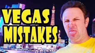 Common Tourist Mistakes in Las Vegas