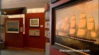 Maine Maritime Museum - Bath - An Overview Part 1 of 4