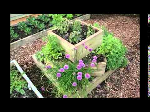 Herb Garden Design Ideas YouTube