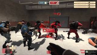 How to get all Tf2 Weapons misc items and HATS!