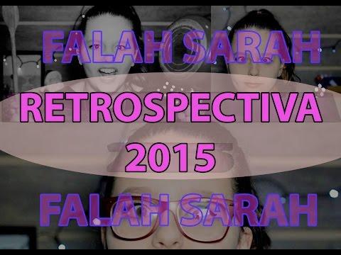 FALAH SARAH - RETROSPECTIVA 2015