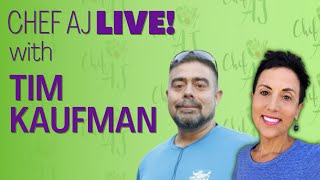 Healthy Living LIVE with guest Tim Kaufman