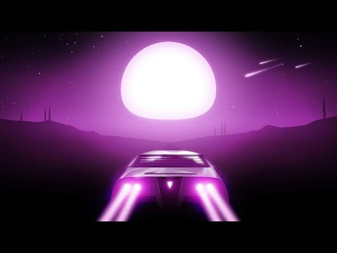 Night Drive - A Synthwave Mix