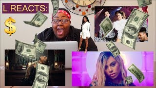 BOTTLED UP - DINAH JANE, BREATHIN - ARIANA GRANDE, AND VAMONOS - ALLY BROOKE | REACTION