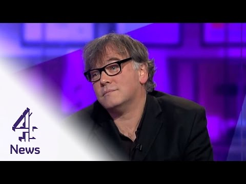Stewart Lee on the future of comedy | Channel 4 News