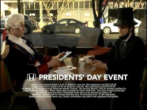 northwest honda presidents 39 day sales event george. Black Bedroom Furniture Sets. Home Design Ideas