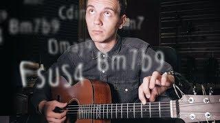 Как подобрать аккорды к песне на слух на гитаре | Шаг #1