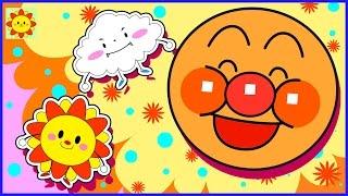 アンパンマン 人気動画まとめ おもちゃ ガシャポン クレーンゲーム サンドイッチ SLマン アイス ばいきんまん 虫歯 ごっこあそび anpanman *SUNSUN KIDS TV*