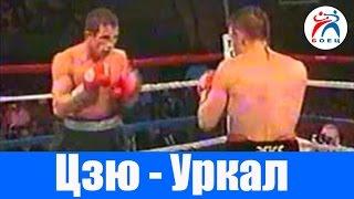 Костя Цзю против Октей Уркала. Бокс. Бой №29.