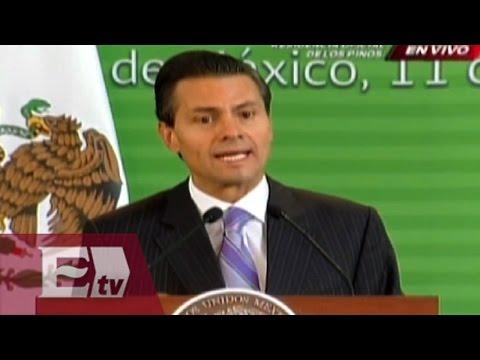 Peña Nieto anuncia programa de créditos financieros para los jóvenes/ Discurso de YouTube · Duración:  9 minutos 2 segundos