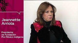 Jeannette Arriola: