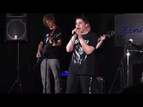 Nirvana – In Bloom  Bending Oaks High School Band Show 5/16/19