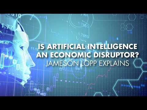 Is Artificial Intelligence An Economic Disruptor? Jameson Lopp Explains