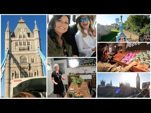 LONDON Day 1+2 | Bus Tour & LUSH Oxford Street!