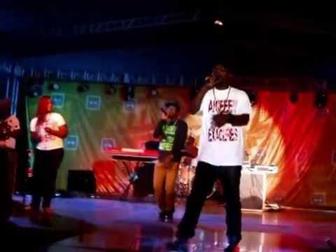 One Love - I-fest 2014 with Don Jazzy,Tiwa Savage,Yemi Alade