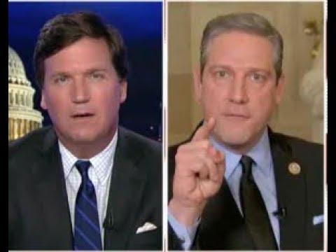 Democratic Rep. Snaps at Tucker Carlson in Heated Clash || Tim Ryan On Fox news