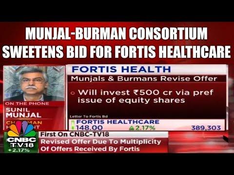 Munjal-Burman Consortium Sweetens Bid for Fortis Healthcare | Bazaar Open Exchange (Part 2)