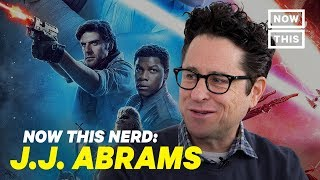 J.J. Abrams talks Star Wars: The Rise of Skywalker | NowThis Nerd