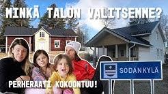 TALOJEN ESITTELYVIDEO! #vaihtovuosisodankylässä
