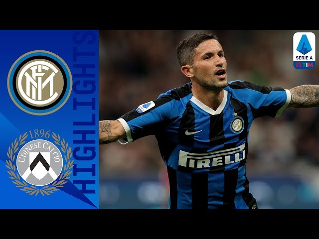 Inter 1-0 Udinese | Sensi the difference as Sanchez debuts | Serie A