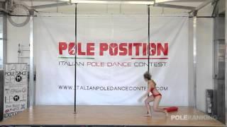 Roberta Garavaglia - Italian Pole Dance Contest 2016