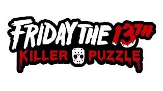 Friday the 13th Killer puzzle! Un joc interesant si cu mult sânge! :)