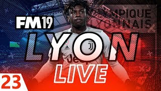 Football Manager 2019 | Lyon Live #23: £33.5M MISTAKE? #FM19