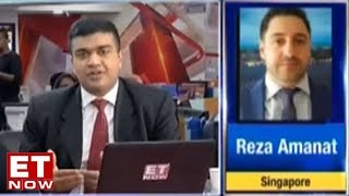 Reza Amanat Says, 'Crude Oil Prices Can Spike Higher'