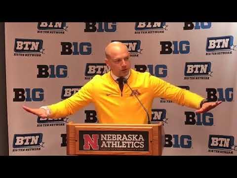 Press Conference: P.J. Fleck, Gopher Players Discuss Nebraska Game