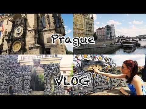 Prague Czech Republic VLOG | Top Attractions | TRAVEL Ola Lily